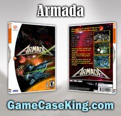 Armada Sega Dreamcast Game Case