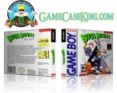 Bugs Bunny Crazy Castle Gameboy Game Case