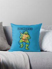 Leonardo TMNT Pillow ~FREE SHIPPING~