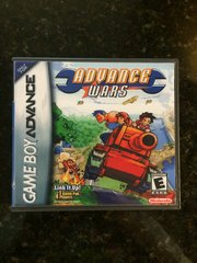 Advance Wars GBA Game Case