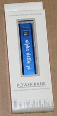 Alpha Delta Pi Portable Charger