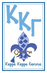 Kappa Kappa Gamma Logo Poster