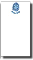 Alpha Delta Pi Notepad - Skinny