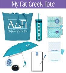 My Fat Greek Tote • Alpha Delta Pi