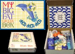 My Big Fat Greek Box - Delta Delta Delta