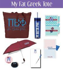 My Fat Greek Tote • Pi Beta Phi