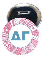 Delta Gamma Letters Button