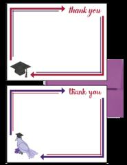 Sigma Kappa Graduation Postcards