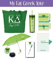 My Fat Greek Tote • Kappa Delta