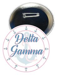 Delta Gamma Sorority Button