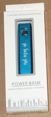 Pi Beta Phi Portable Charger
