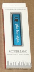 Zeta Tau Alpha Portable Charger