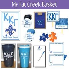 My Fat Greek Basket • Kappa Kappa Gamma