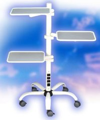 MULTI-TIER ADJUSTABLE TRAY STAND ( DENTAMERICA)