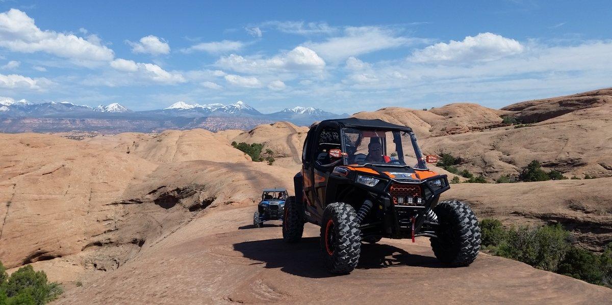 Moab Side X Side Adventures Llc And Moab Side X Side Garage