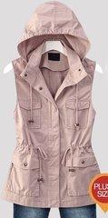 Blush Anorak Vest - Plus Size