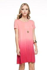 Sunset Ombre Tunic Dress