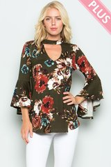 Ever After Floral Top