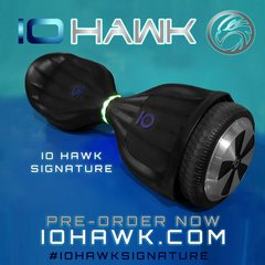 IO HAWK Signature