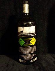 New 2.5lb nitrous bottle (black)