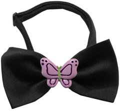 Dog Bow Ties: Chipper Spring Bow Tie with Choice of a Spring Decoration by Mirage