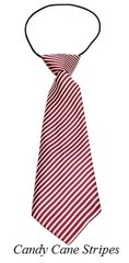 Big Dog Long Neck Tie in Various HOLIDAY Colors & Patterns by Mirage