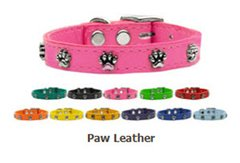 Leather Dog Collars: Leather Dog Collar Mirage Pet Products USA - PAWS
