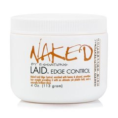 Naked By Essations Laid Edge Control 4 OZ