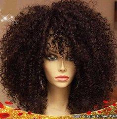Kinky Curly Maylasian Human Hair