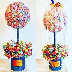 LOLLIPOP CENTERPIECE/ RECEPTION DESK DECOR