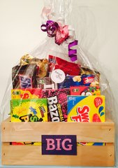BIG SISTER SORORITY CANDY CRATE
