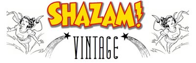 Shazam Vintage Pin Up Hair Flowers