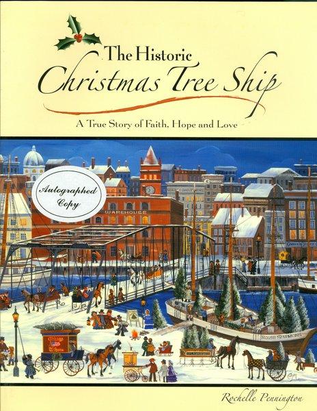 The Historic Christmas Tree Ship