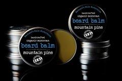 Mountain Pine Beard Balm, 2 oz