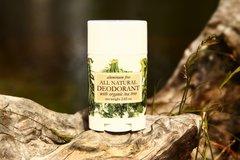 Tea Tree Aluminum Free Deodorant