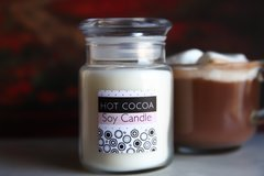 Hot Cocoa Soy Candle