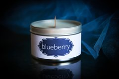 Blueberry Soy Candle