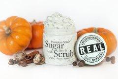 Pumpkin Spice Sugar Scrub, 5.5 oz