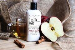 Apple Cider Organic Goat's Milk Body Lotion, 4.75 oz