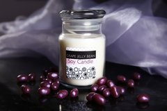 Grape Jelly Bean Soy Candle