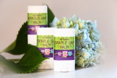All Natural Cradle Cap, 2 oz Vegan Organic Ingredients. Cruelty Free.