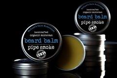 Pipe Smoke Moroccan Beard Balm, 2 oz