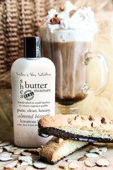 Organic Almond Biscotti Shea Butter Vegan Lotion, 4.75 oz