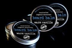 Warm Vanilla Beard Balm