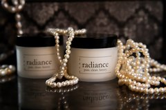 Radiance. Organic Face Moisturizer for Dry Skin.