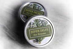 Eczema Super Salve, 2 oz