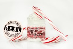 Candy Cane Sugar Scrub, 5.5 oz