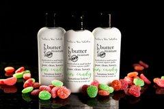 Sour Candy Lotion, Vegan Shea Butter 4.75 oz