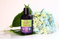 Organic Lavender Baby Wash