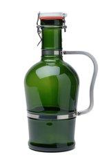 #600 Standard Handle Green Glass